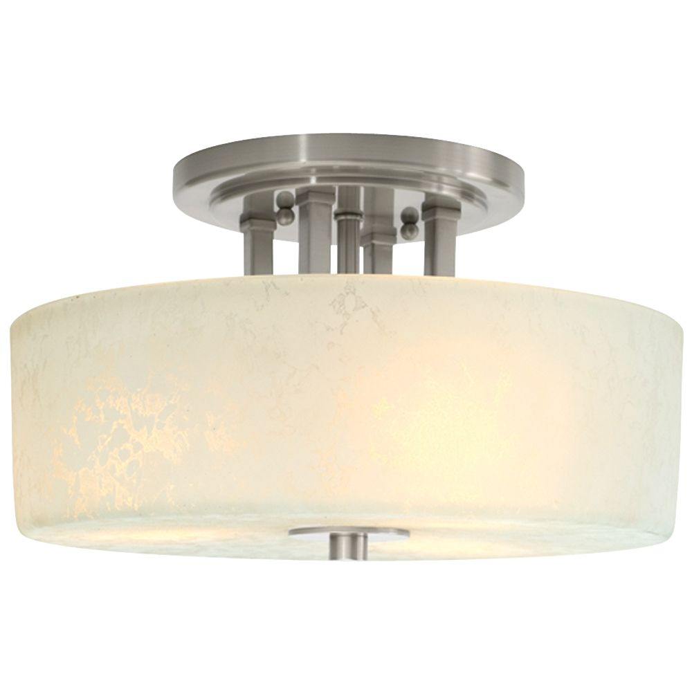 Uptown semi flush ceiling light aloadofball Choice Image