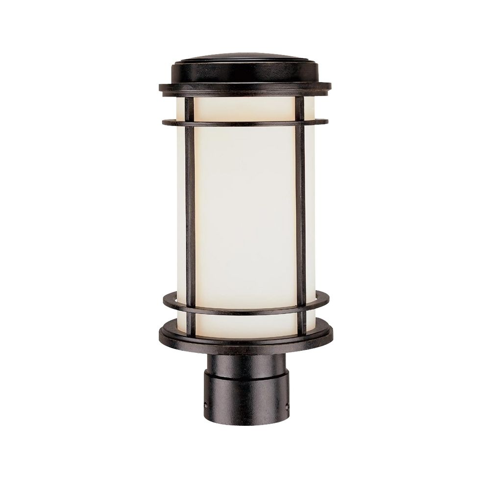La mirage small outdoor post light aloadofball Image collections