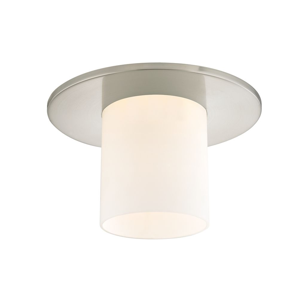 Decorative ceiling trim for recessed lights with frosted glass mozeypictures Image collections
