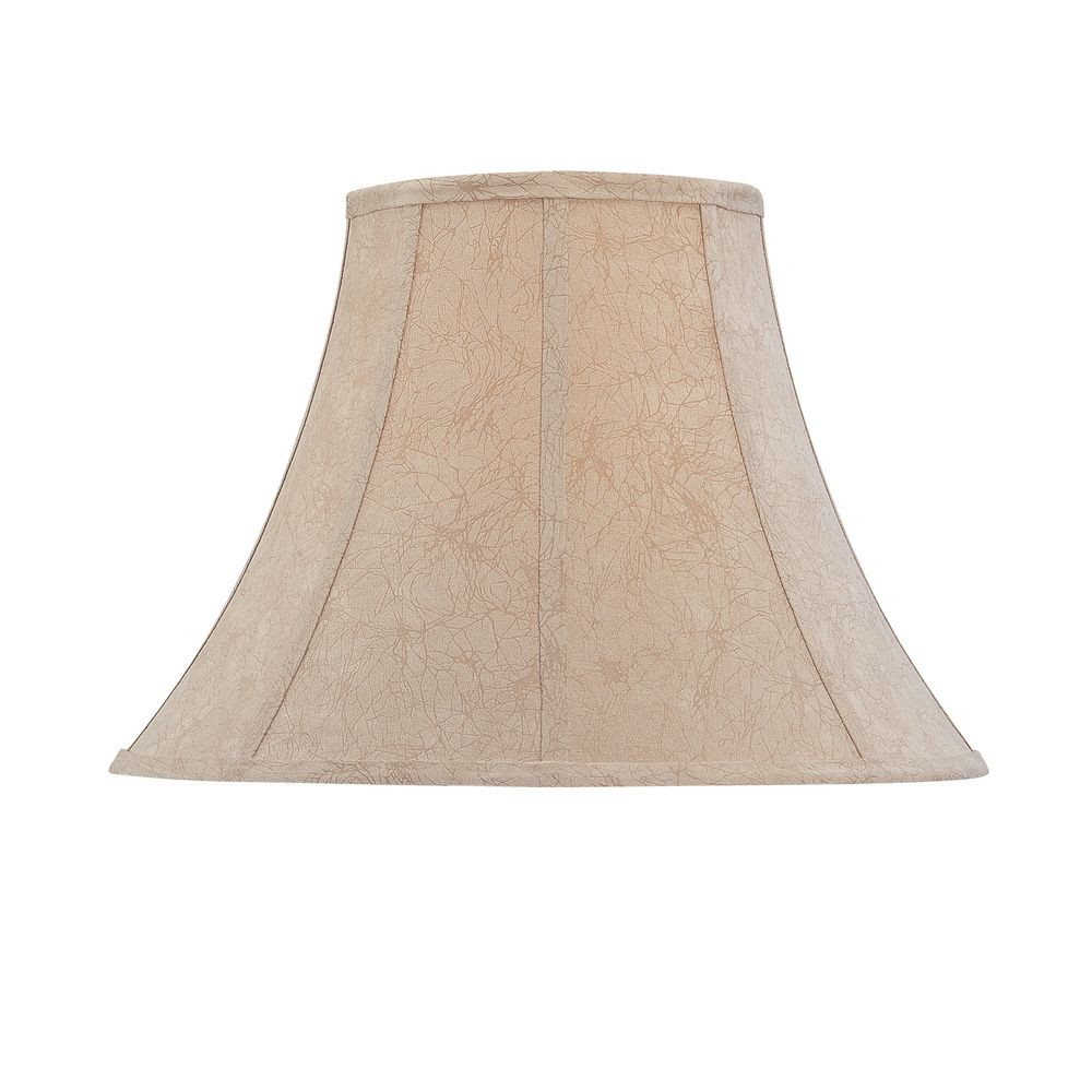Silk Round Bell Soft Back w/ Piping