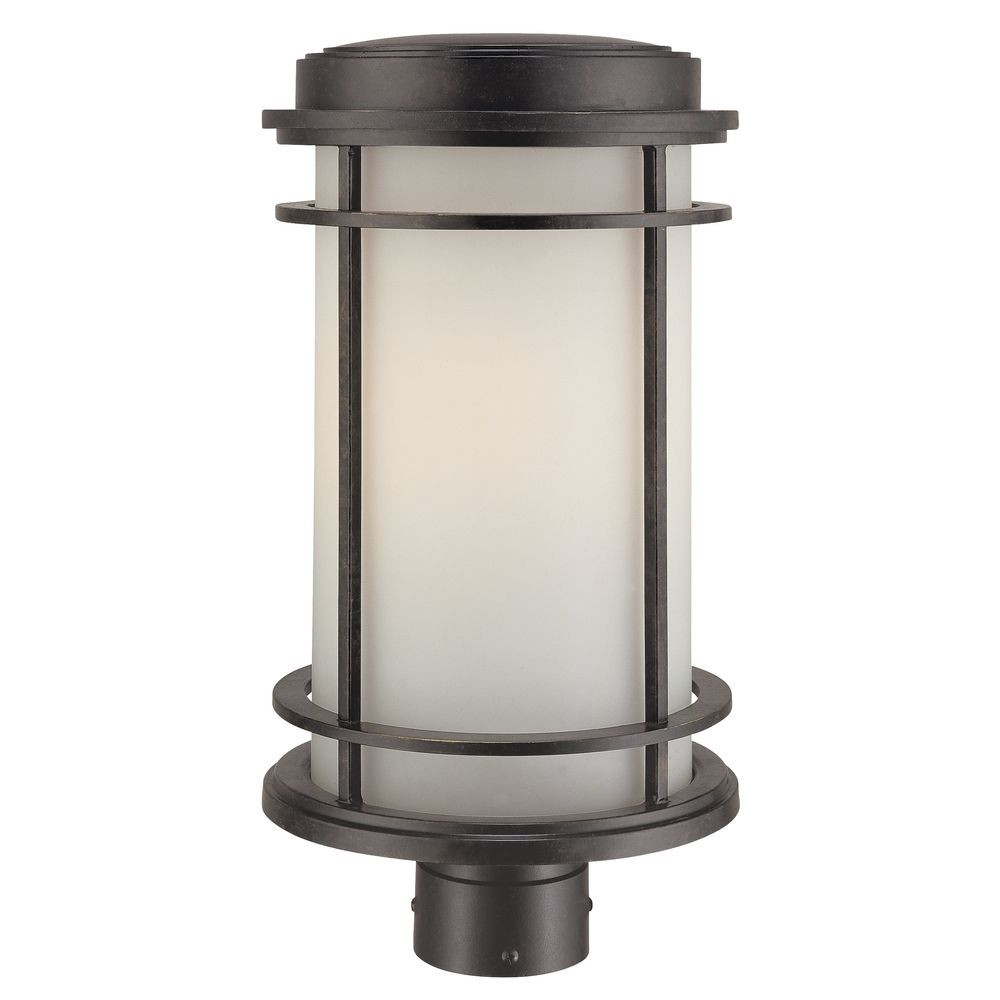 La mirage medium outdoor post light mozeypictures Image collections