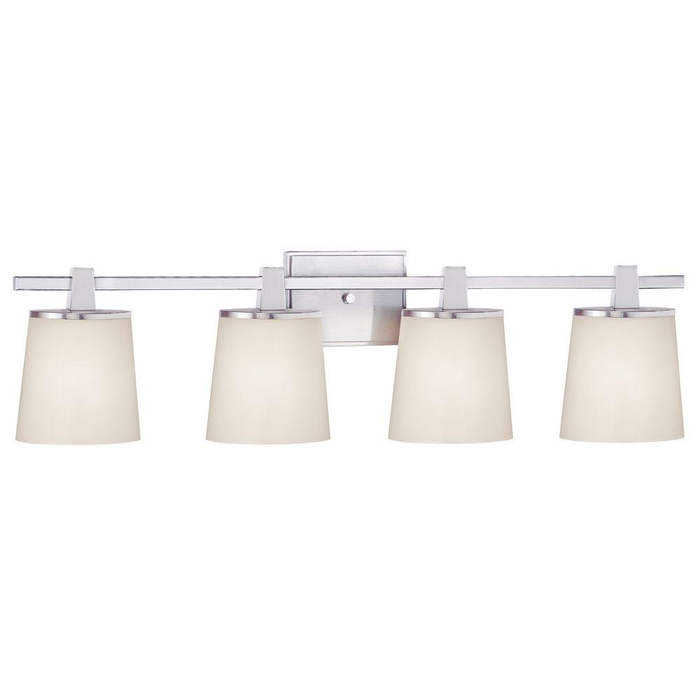 Four-Light Bathroom Vanity Light
