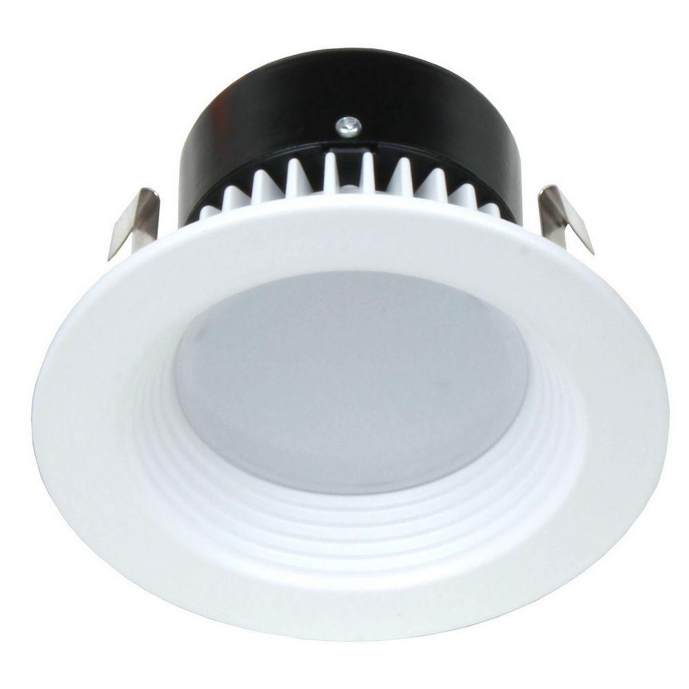 "4"" Dimmable LED Retrofit Downlight Module - 50 Watt Equivalent"