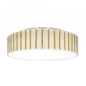 Galleria Bamboo Large Recessed Light Cover