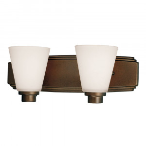 Southport Two Light Bathroom Fixture