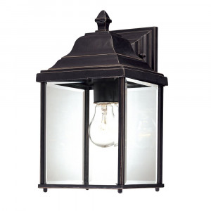 Charleston Large Outdoor Wall Light