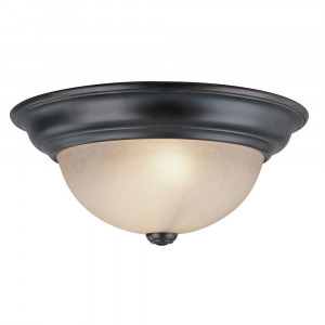 Fireside Medium Flushmount Ceiling Light