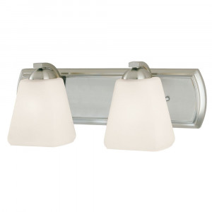 Hammond Two Light Bathroom Fixture