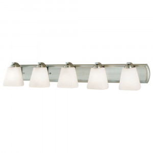 Hammond Five Light Bathroom Fixture