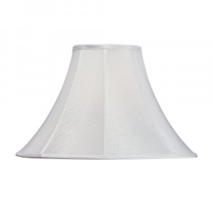 Round Bell Soft Back w/ Piping