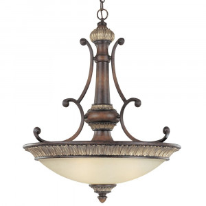 Bonita Three Light Pendant