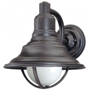 Bayside Large Outdoor Wall Light