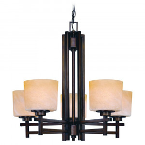Roxbury Five Light Chandelier