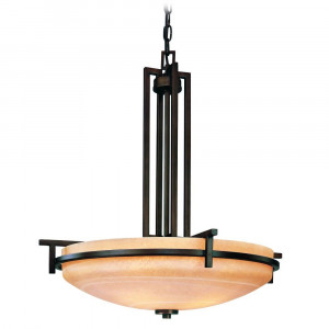 Roxbury Four Light Pendant