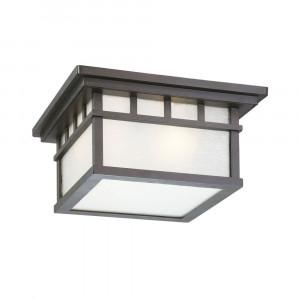 Barton Outdoor Flushmount Ceiling Light