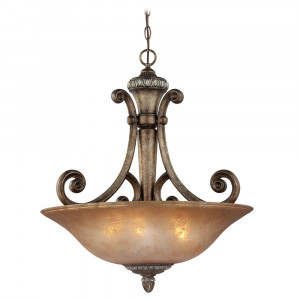 Carlyle Four Light Pendant