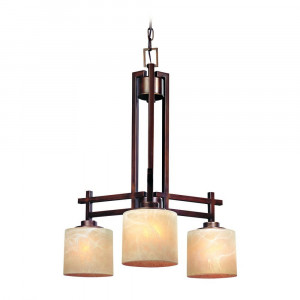 Roxbury Three Light Chandelier