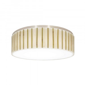 Galleria Bamboo Medium Recessed Light Cover