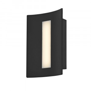 Arc LED Outdoor Wall Light