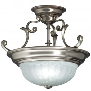 Richland Medium Semi-Flush Ceiling Light
