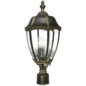 Roseville Large Outdoor Post Light