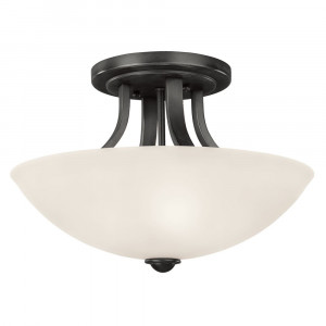 Fireside Medium Semi-Flush Ceiling Light