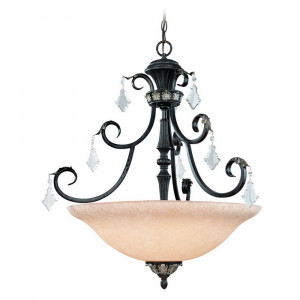 Florence Three Light Pendant