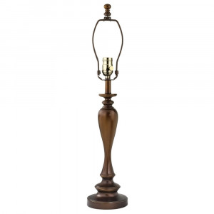 Table Lamp in Antique Bronze Finish
