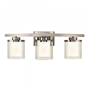 Horizon Three Light Bathroom Fixture