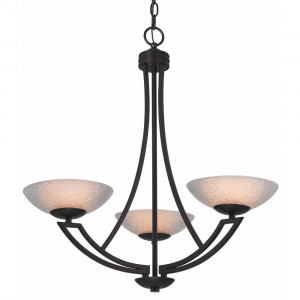 Delany Three Light Chandelier
